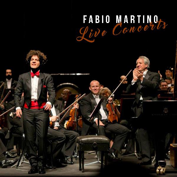 "Fabio Martino ""Live Concerts"""