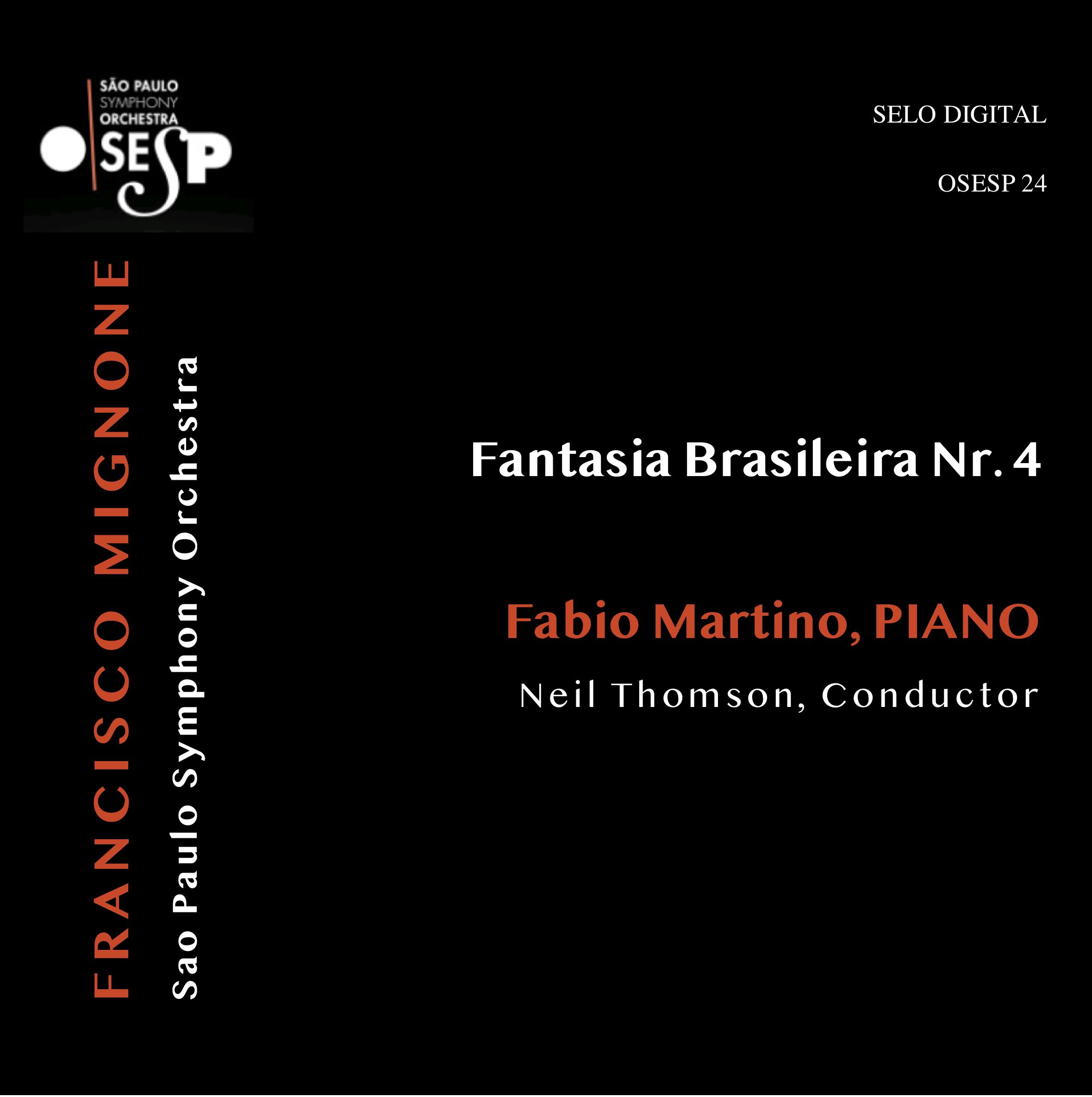 Francisco Mignone – Fantasia Brasileira Nr. 4